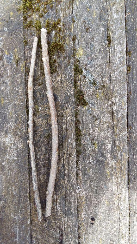 Hazel Wood Wand Supplies Twigs Hazelnut Stick By Goodieshill