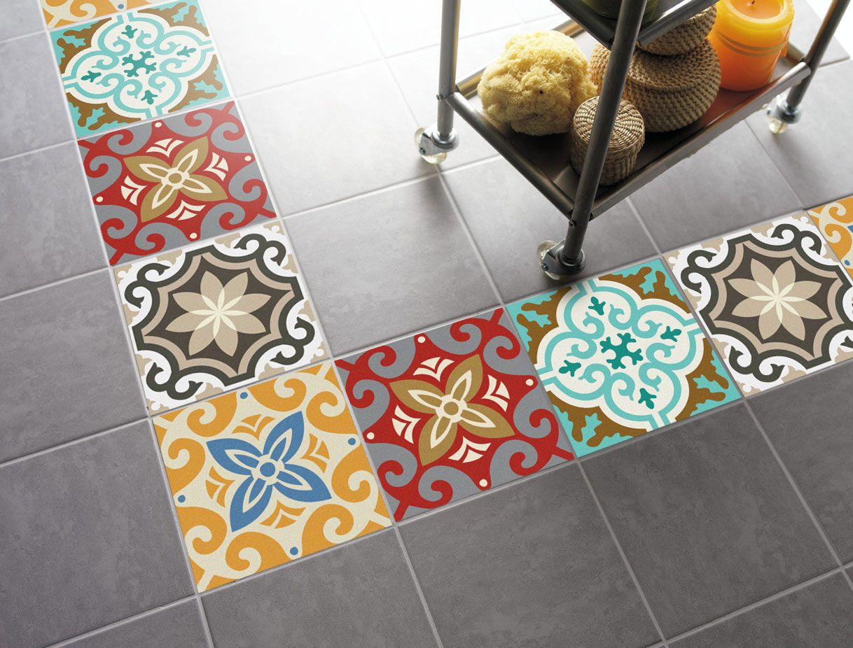 3m pvc floor anti slip tile stickers these stickers are great for 3m pvc floor anti slip tile stickers these stickers are great for diy projects dailygadgetfo Image collections