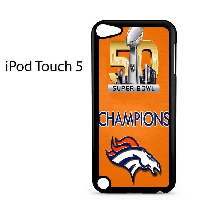 Denver Broncos Ipod Touch 5 Case