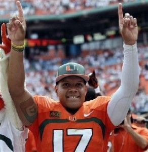 """Canes Go """"Full Speed Ahead"""" Post Win Over FloriDUH"""