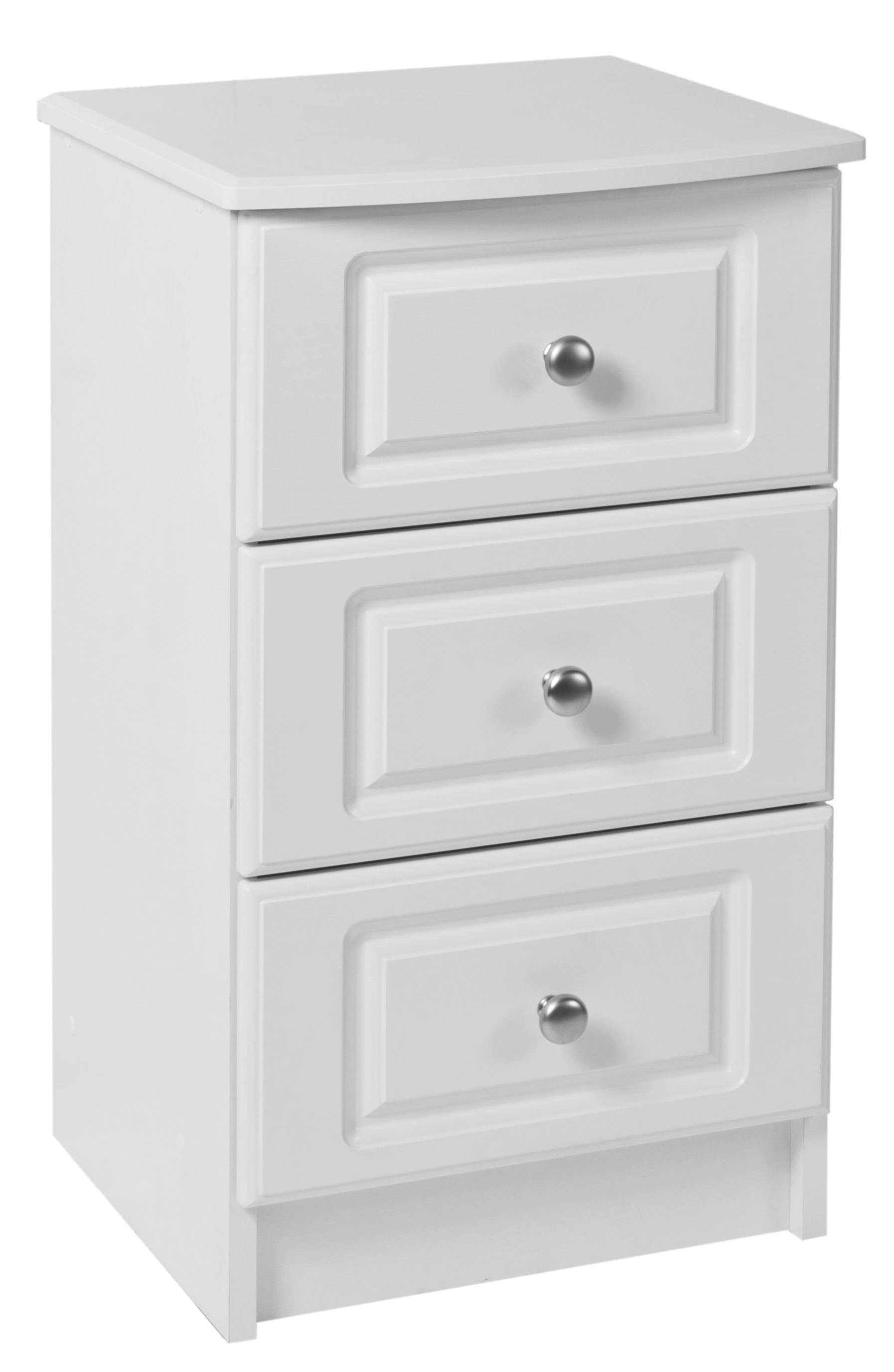 This Lovely three drawer chest part of The Kempton Bedroom