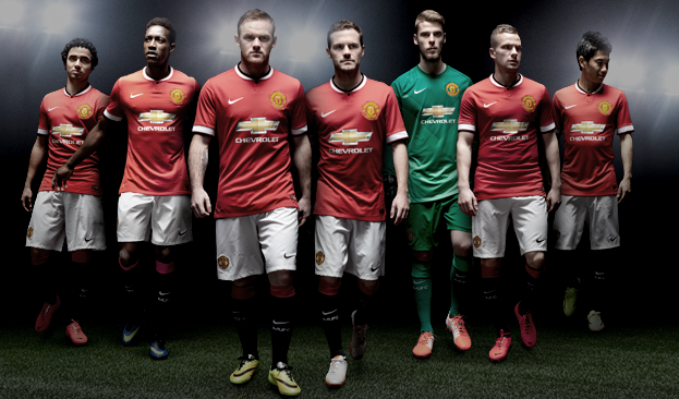 201516 Manchester United IST Fixtures [Indian Standard