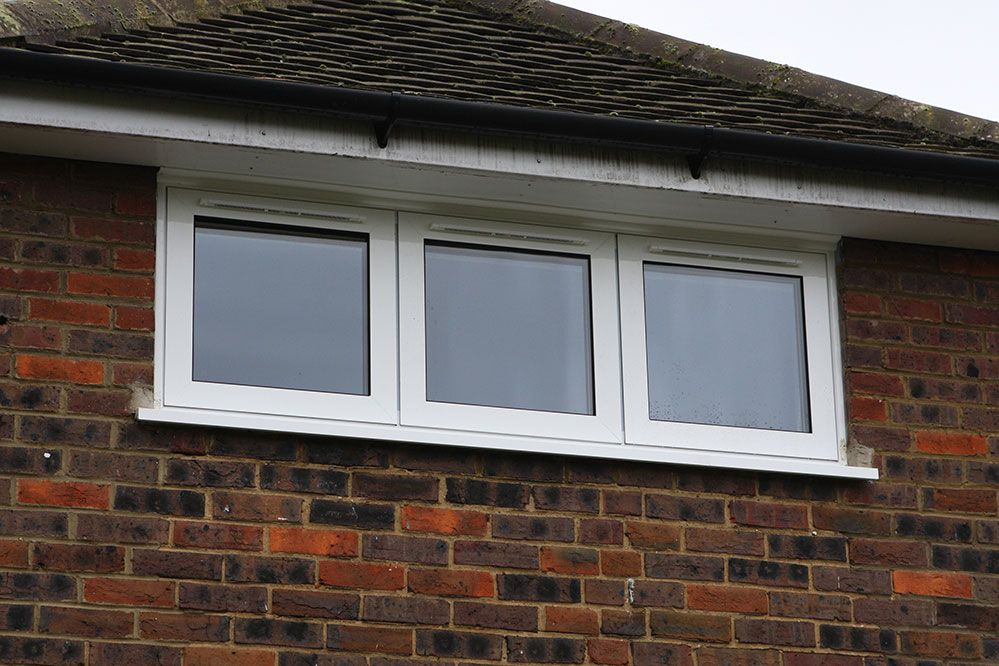 what is a trickle vent for windows