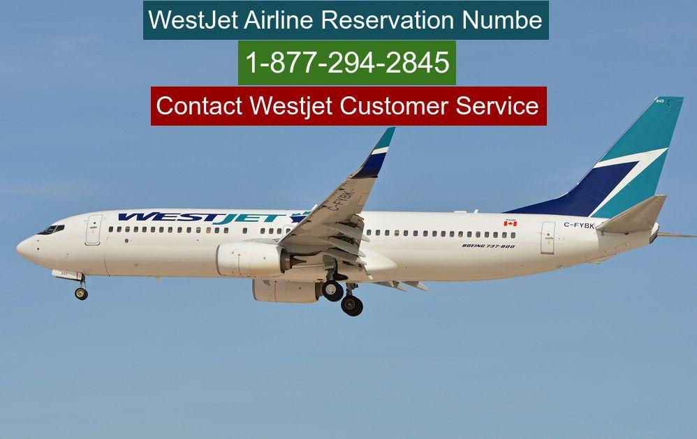 Westjet Airline Online Booking Airline Reservations Air Ticket