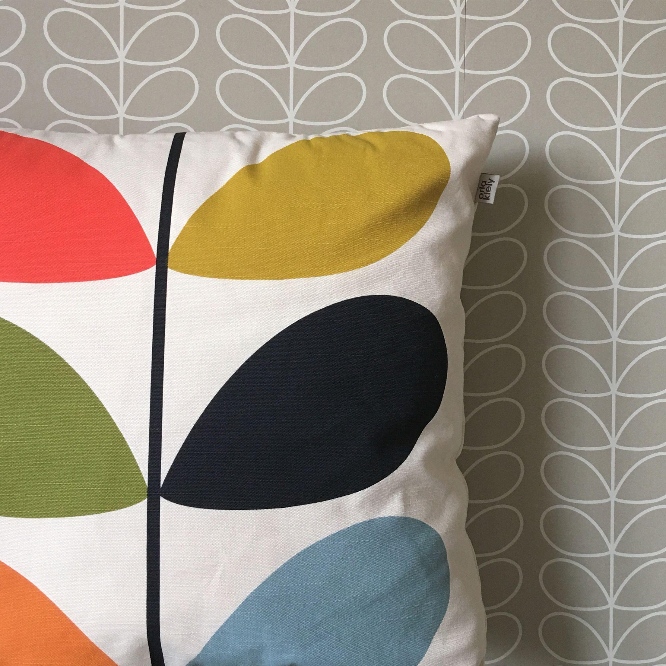 orlakiely new cushion johnlewis interiors home stem