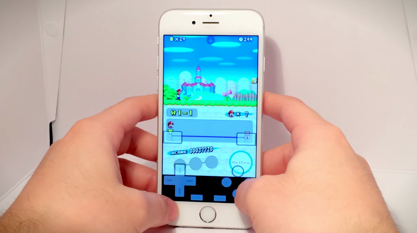 Technologie-Apps für das iPhone