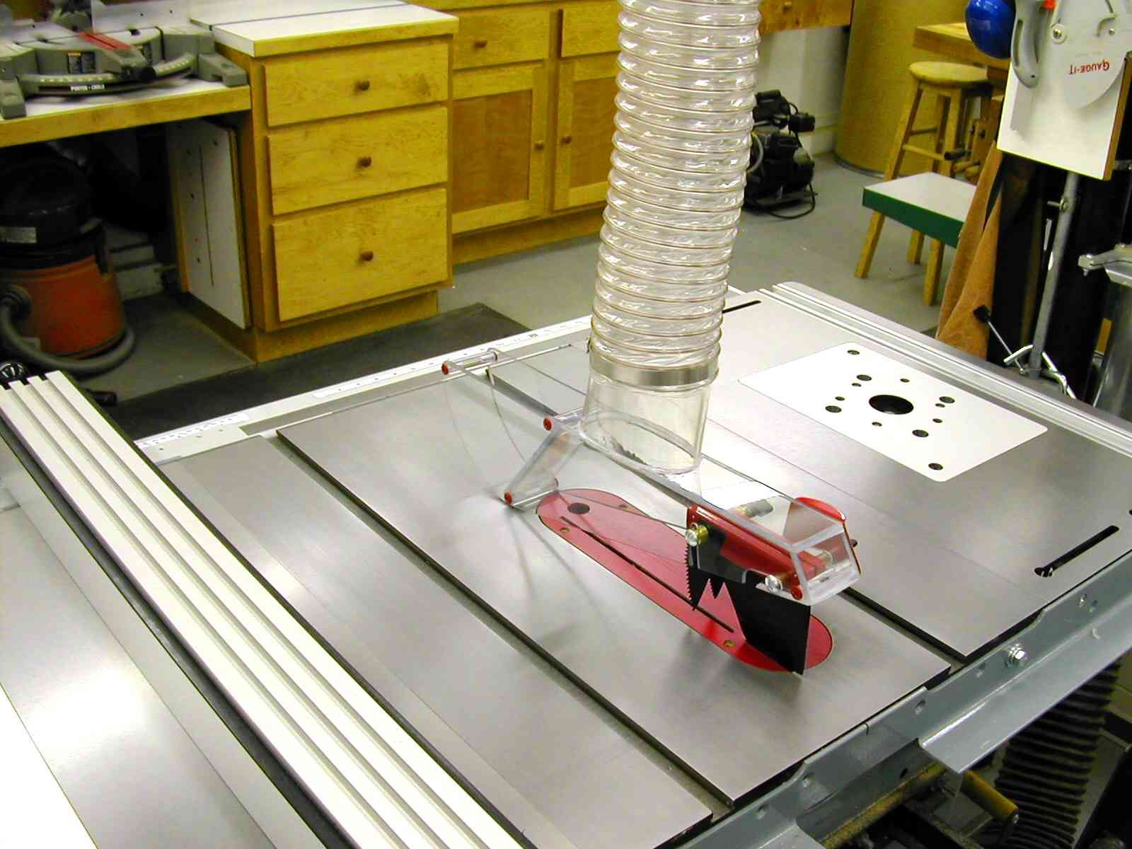 Pin By Joe D On Dust Collection For Shop Table Saw Blades