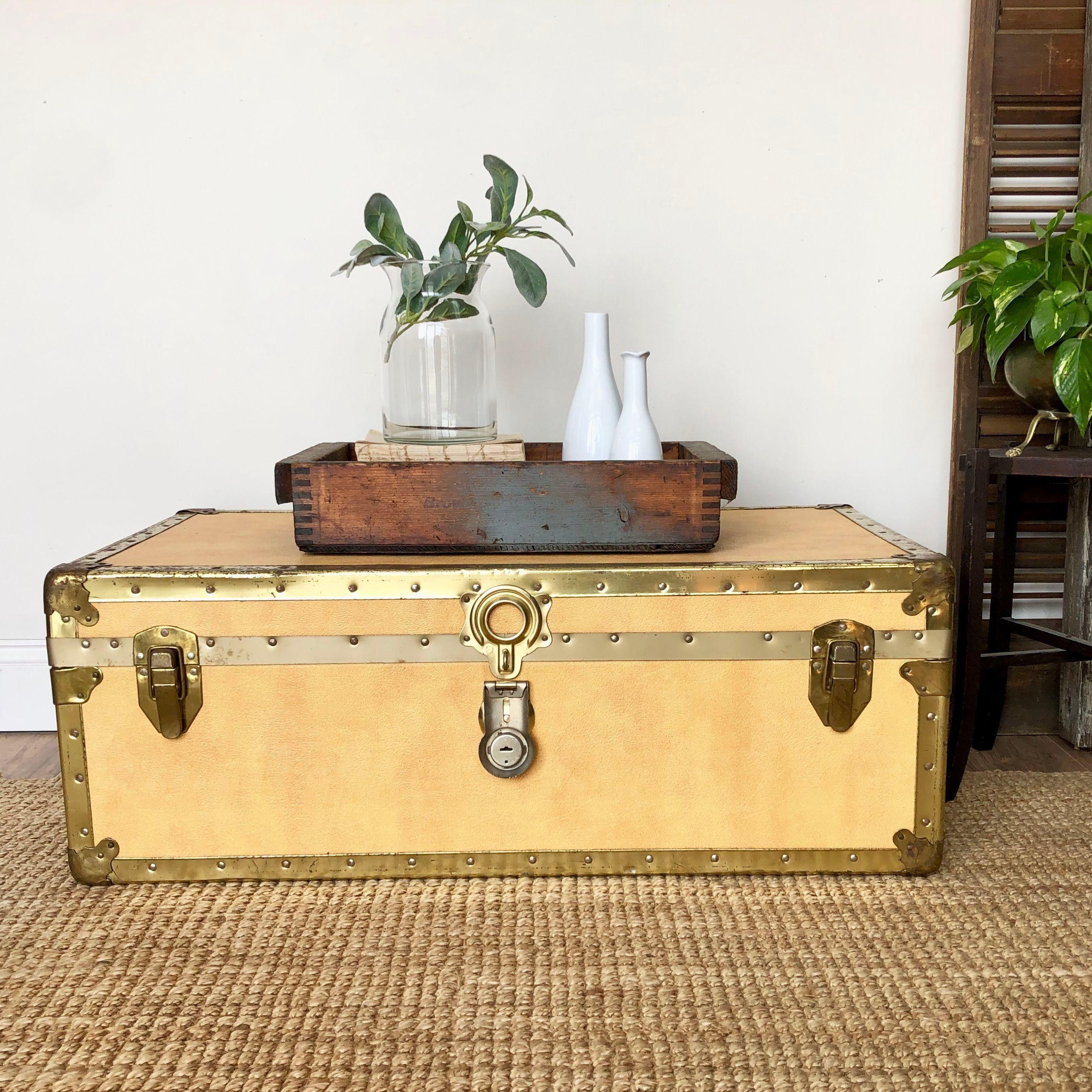 42+ Yellow coffee table decor ideas