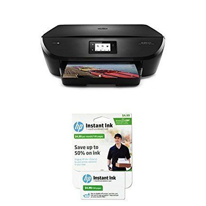 Hp Envy 5540 Wireless All In One Color Photo Printer With Instant