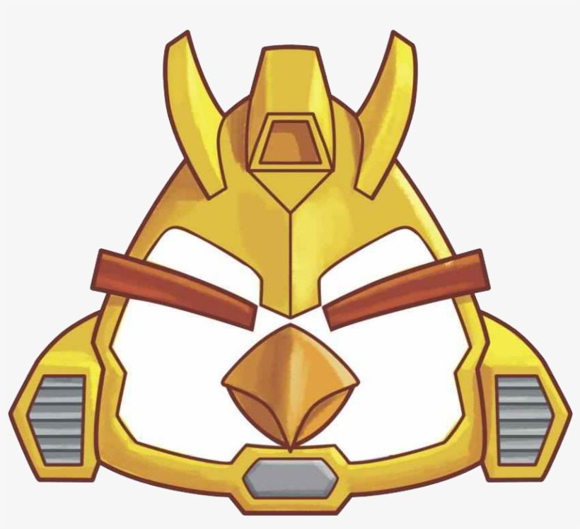 Download Transformers Logo Clipart Head Angry Bird Transformer Bumblebee Png Image For Free Search Transformers Coloring Pages Angry Birds Transformer Party