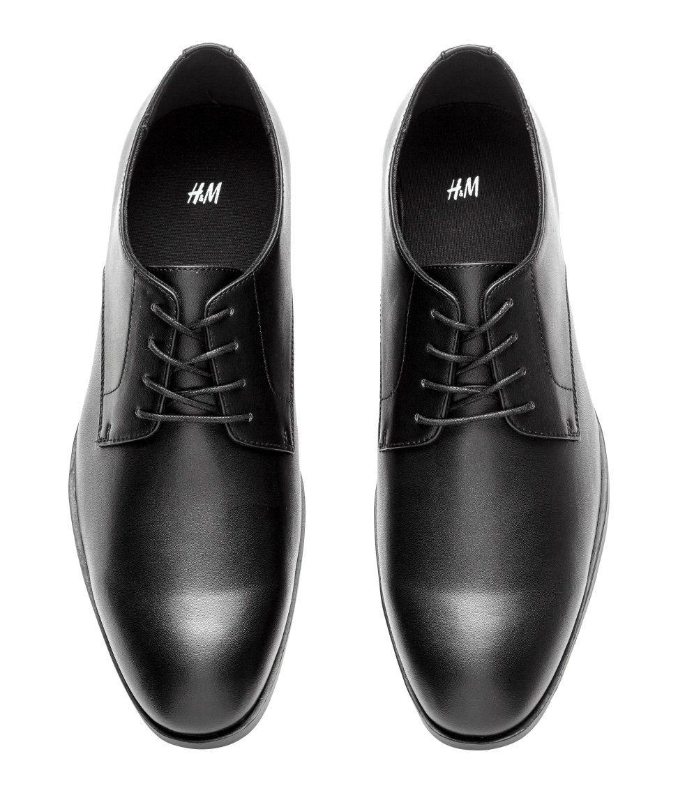 7e4a62832b5605 Classic Black Dress Shoe