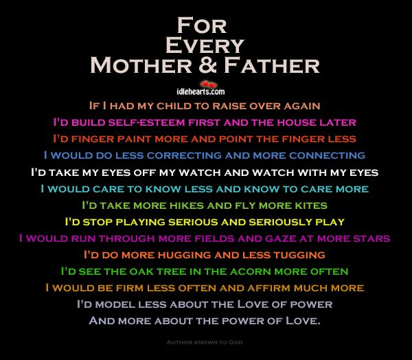 For Every Mother And Father Parenting Quotes Inspirational Parenting Quotes Mothers Mother Quotes