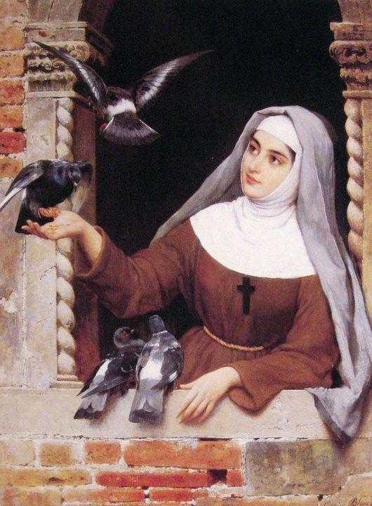 Eugene de Blaas ~ Academic painter