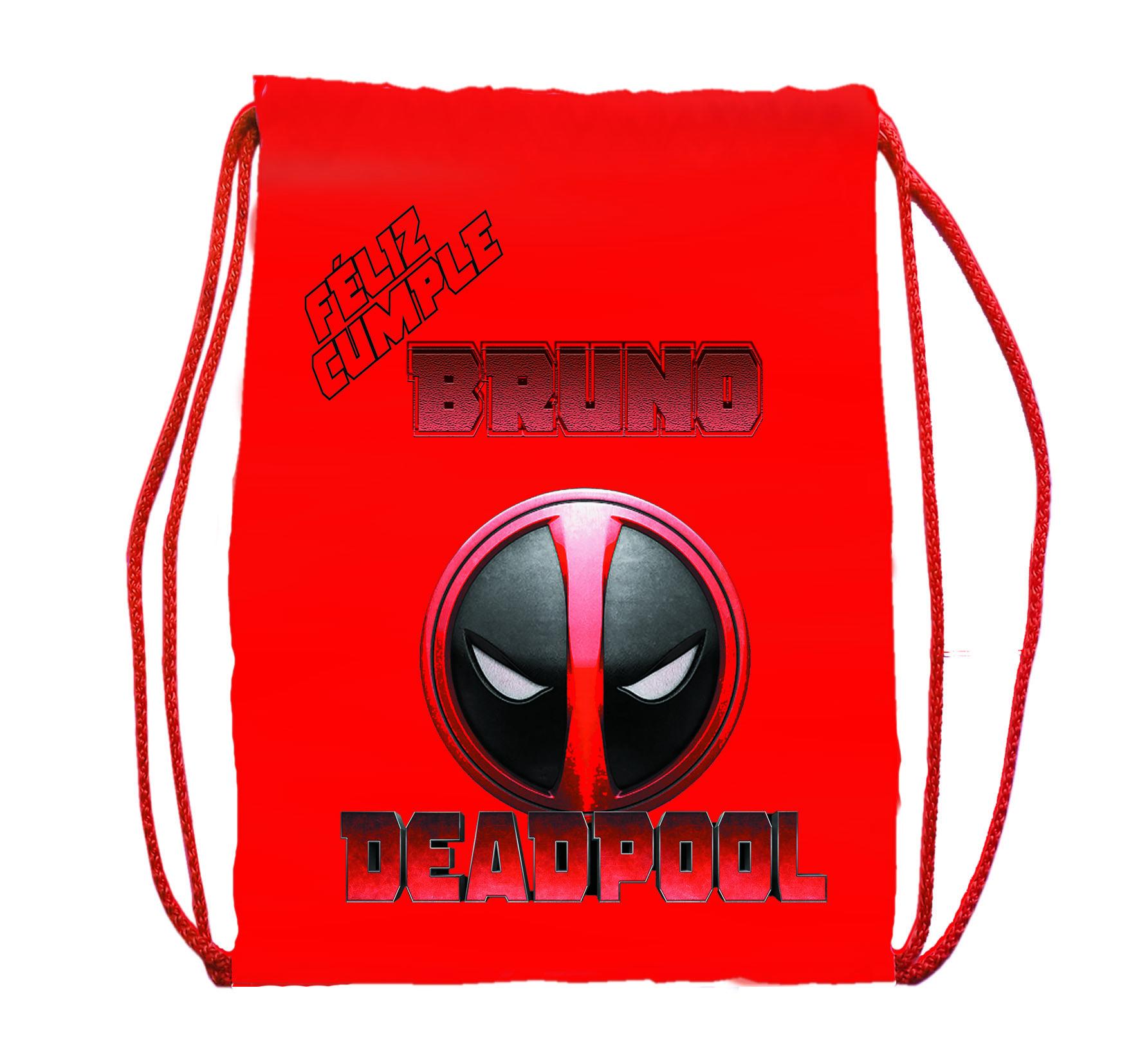 Bolsa dulcero Deadpool 1035c15e9f84