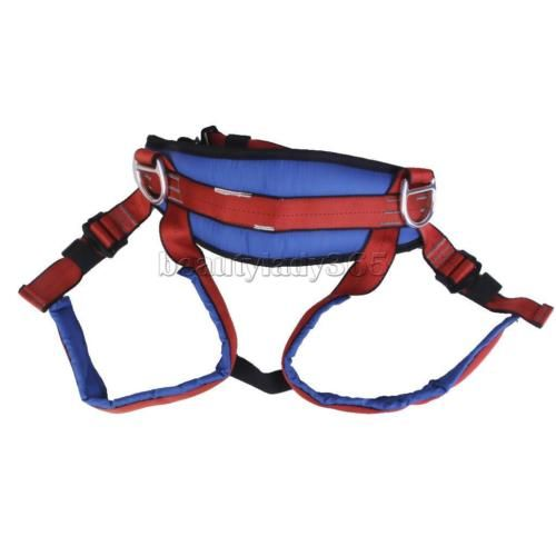 Child Kids Safety Harness Seat Sitting Bust Belt for Rock Climbing Rappelling