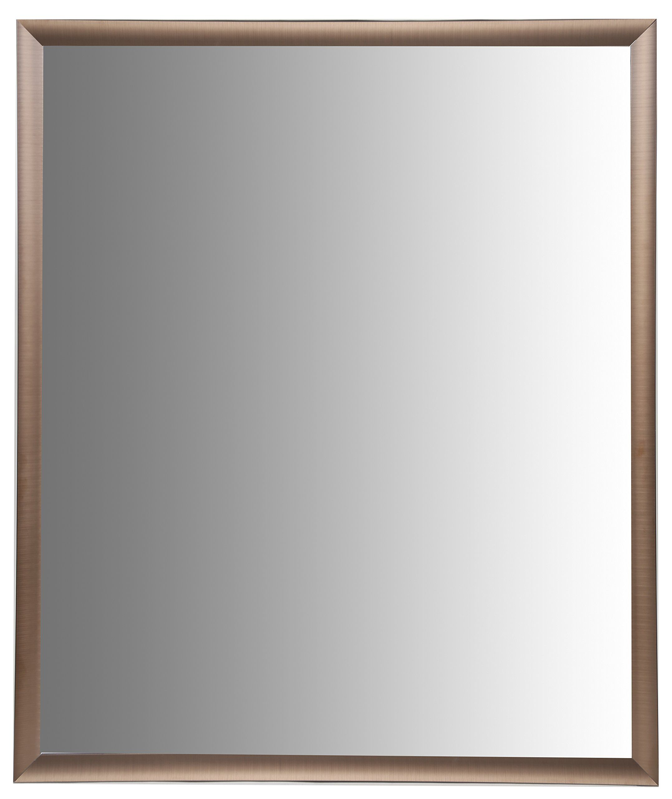 Nielsen Bainbridge 24x30 Rectangular Aluminum Wall Mirror