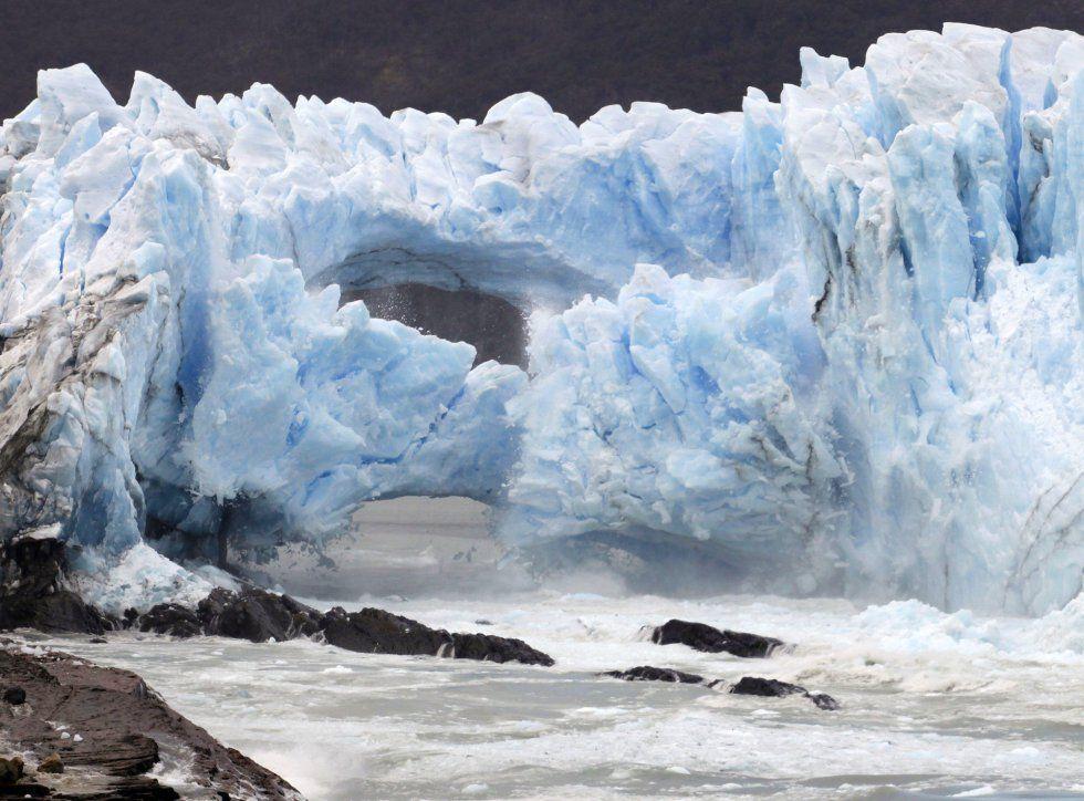 Fotos: La ruptura y caída del glaciar Perito Moreno | Internacional | EL PAÍS