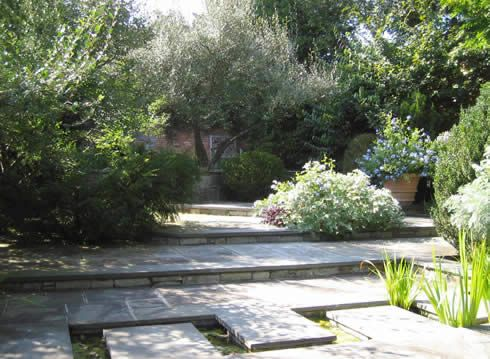 A large Estate in Albany by John Brookes | Garden design ...