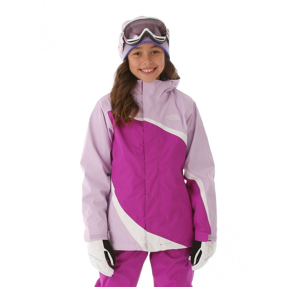 The North Face Girls Mountain View Triclimate 3 In 1 Jacket North Face Girls Ski Girl Girls Ski Jacket [ 1000 x 1000 Pixel ]