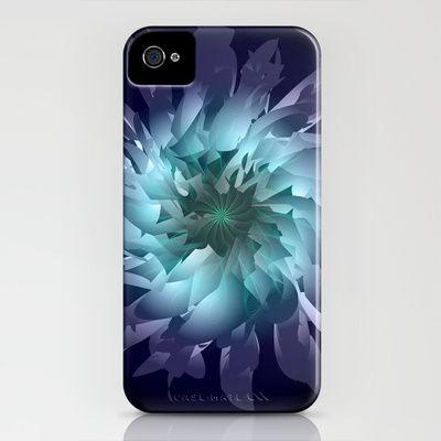 Ultraviolet iPhone Case by Angelo Cerantola - $35.00