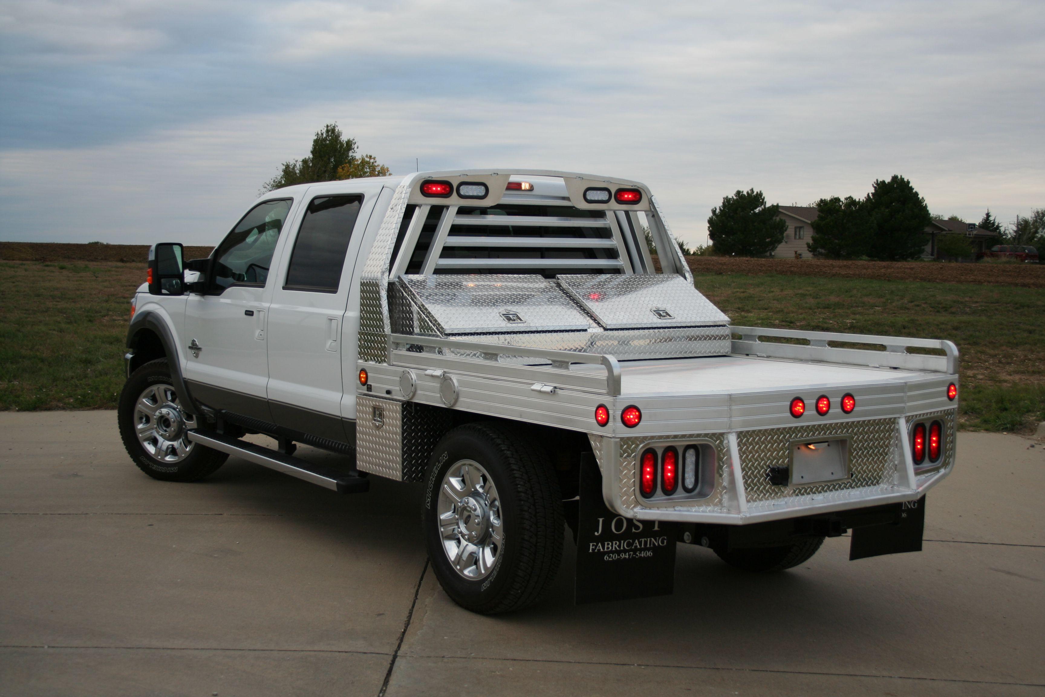 3000 Series Aluminum Truck Beds Hillsboro Trailers And Truckbeds