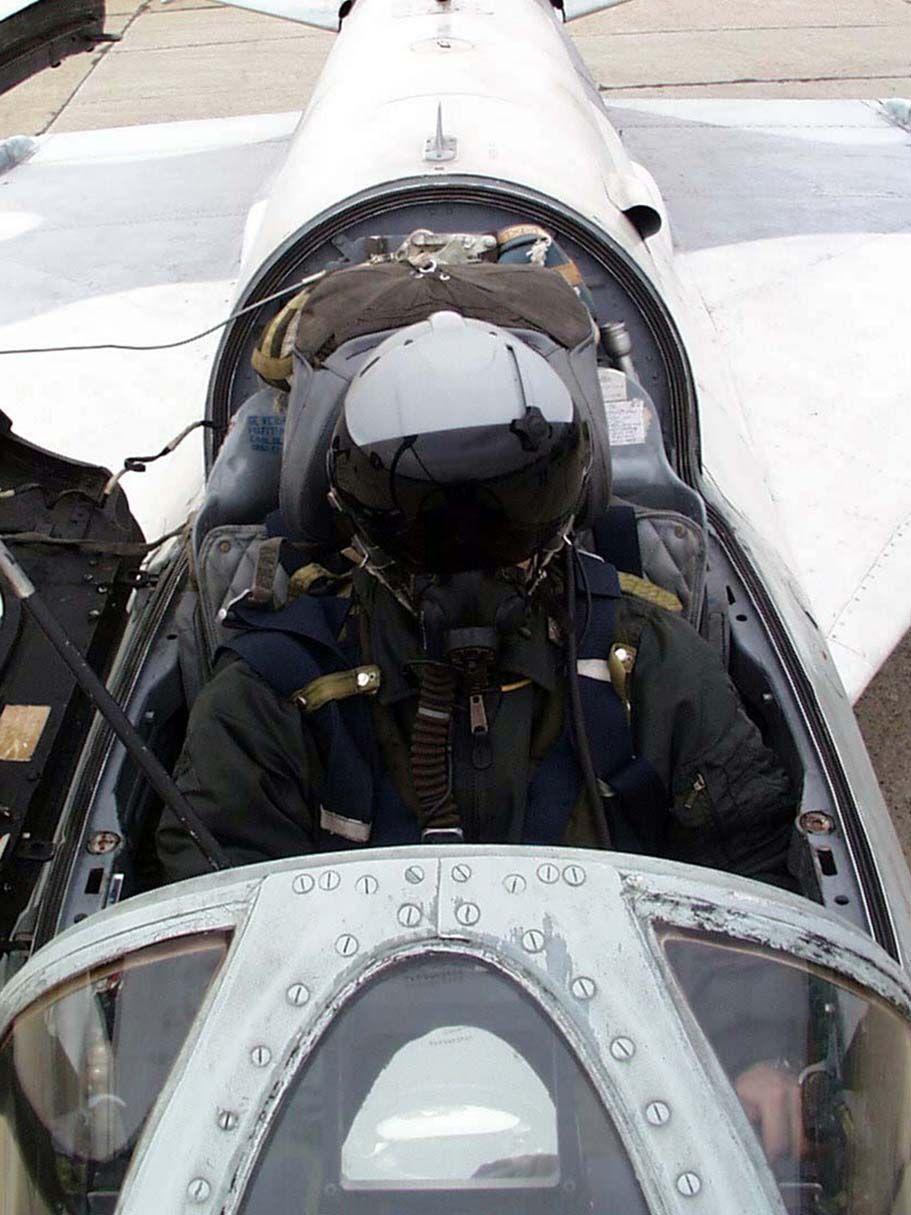 MiG21 Lancer C Romanian Air Force. Copyright Alex