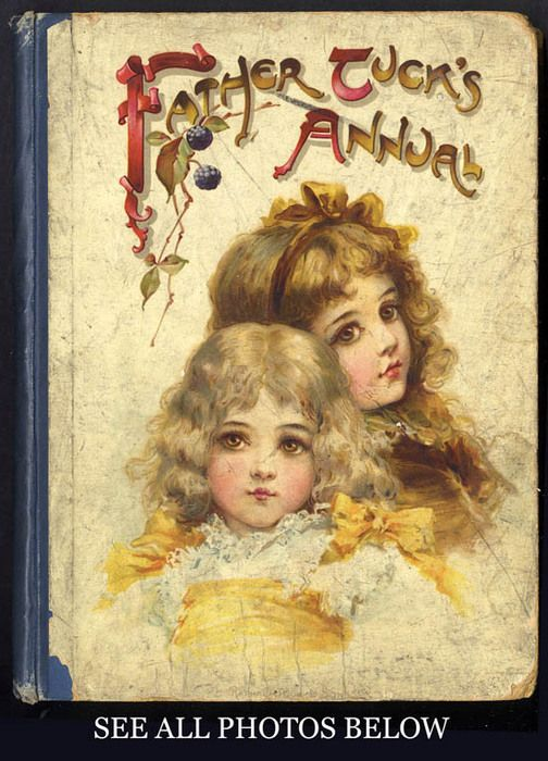 two girls on cover, no date given