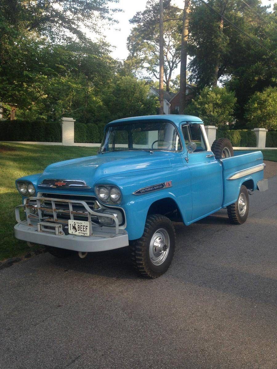 1957 chevrolet chevrolet trucks lonesome dove pineapple gm trucks pickup trucks classic cars classic trucks boss