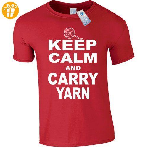 Fonfella SlogansDamen T-Shirt Rot Rot - Shirts mit spruch (*Partner-Link)