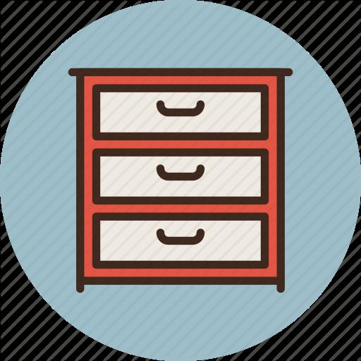 Cabinet Cupboard Drawer Furniture Interior Icon Download On Iconfinder Interior Furniture Cabinet