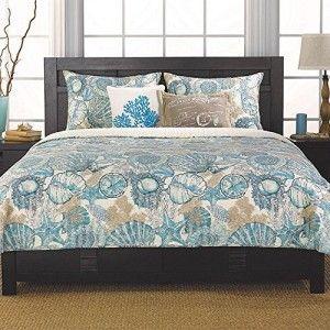 36 Favorite Starfish Comforter Quilt Sets Beachfront Decor