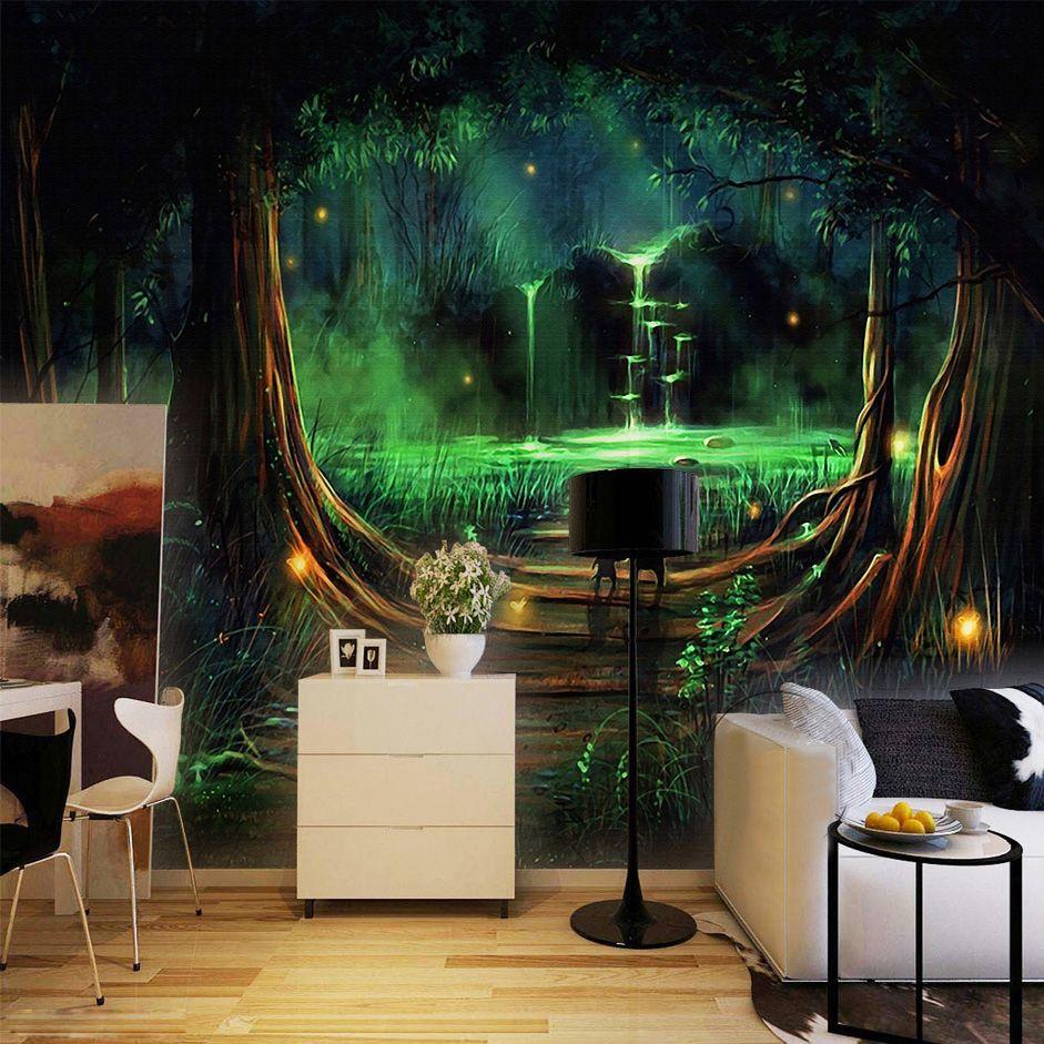Cheap wallpaper murals 3d, Buy Quality ...