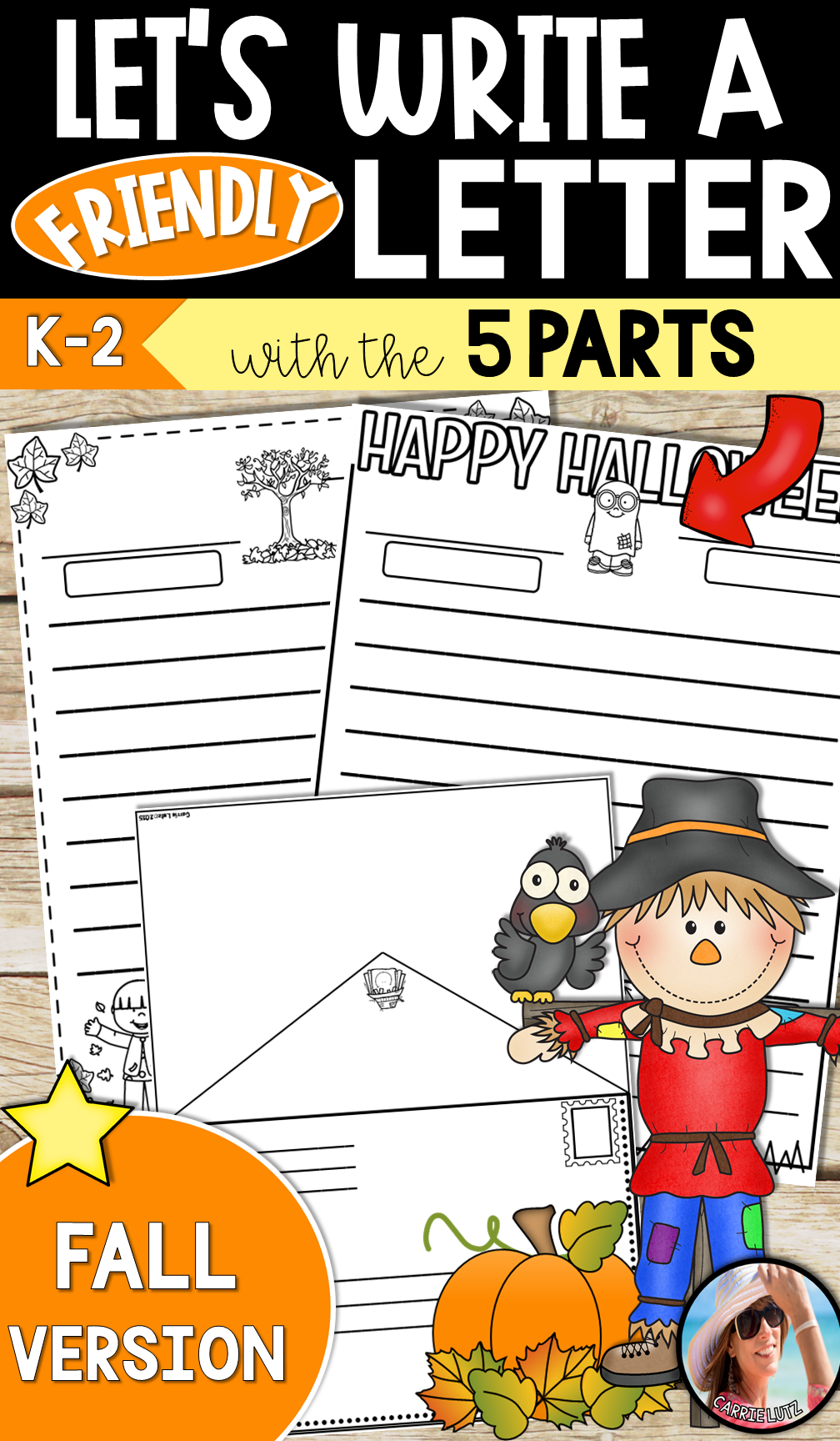 This Friendly Letter Resource is loaded with engaging ways