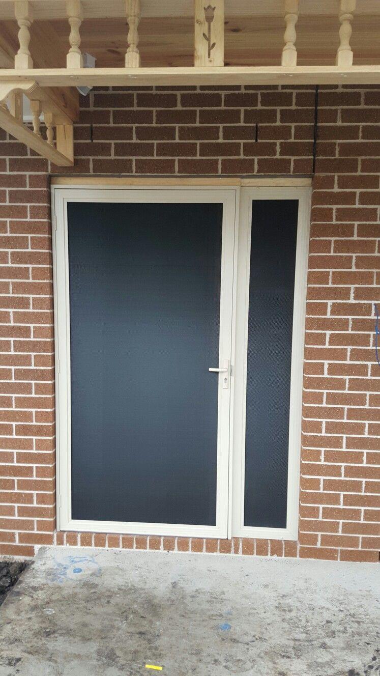 Crimsafe Front Security Door Www.flyscreensaustralia.com.au