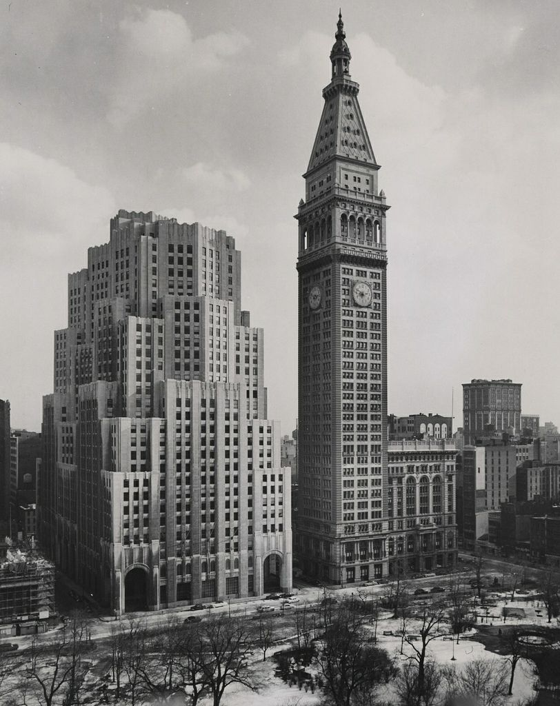 New York (N.Y.) Metropolitan Life Insurance Company Tower