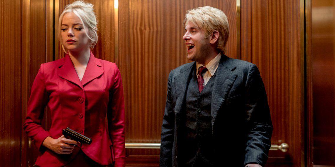Jonah Hill & Emma Stone Set For Comedy Series Maniac