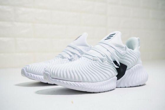 c6fc1fc20f3d5 2018 Adidas Alphabounce Instinct Cc M White Black Cg5590 Fashion Shoe