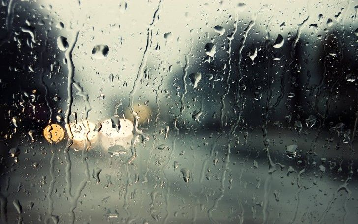 Raindrops On Window Hd Wallpaper Desktop Background Free Wallpapers Download Rain Wallpapers Rainy Mood Abstract Wallpaper