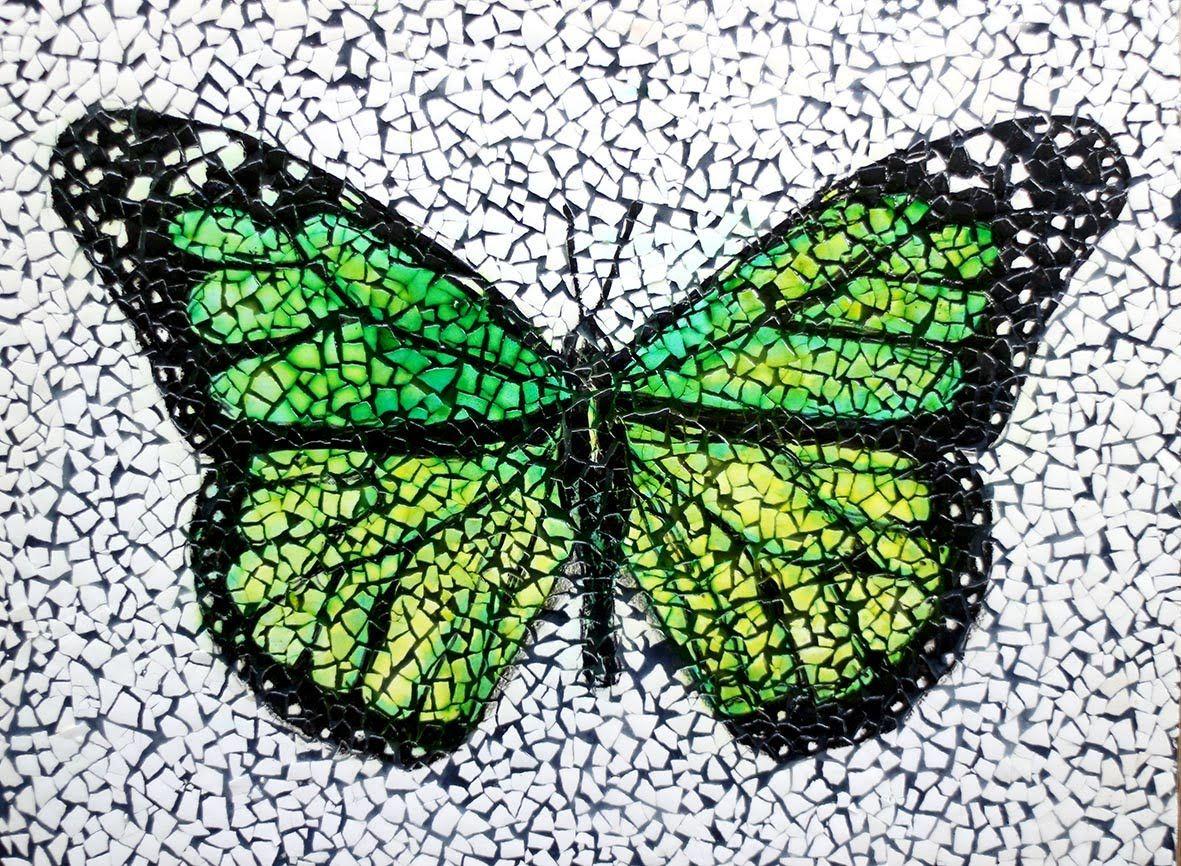 Egg shell mosaic mosaic en coquille d 39 oeuf c scara de for Egg mosaic design