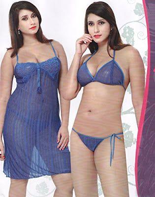 Indian Clothing Style Womens Nighty For Honeymoonwomensighty Bridalnighty