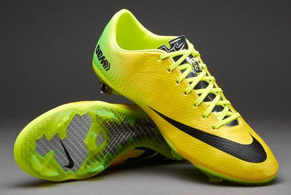 Nike Mercurial Vapor IX Fast Forward 06 Edition FG - Yellow Black Lime. 38265ba9dde3
