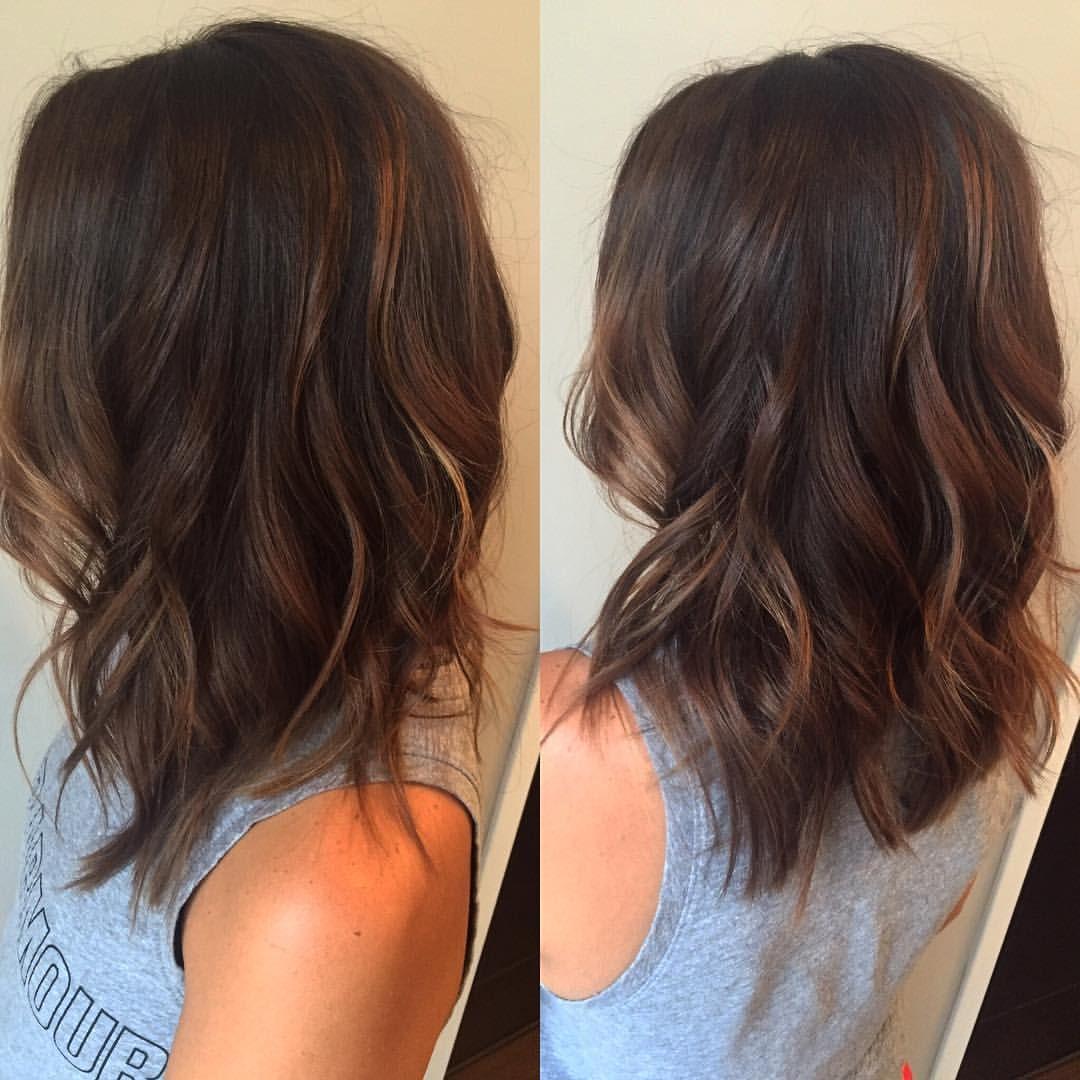 Beautiful New Fall Hair Color