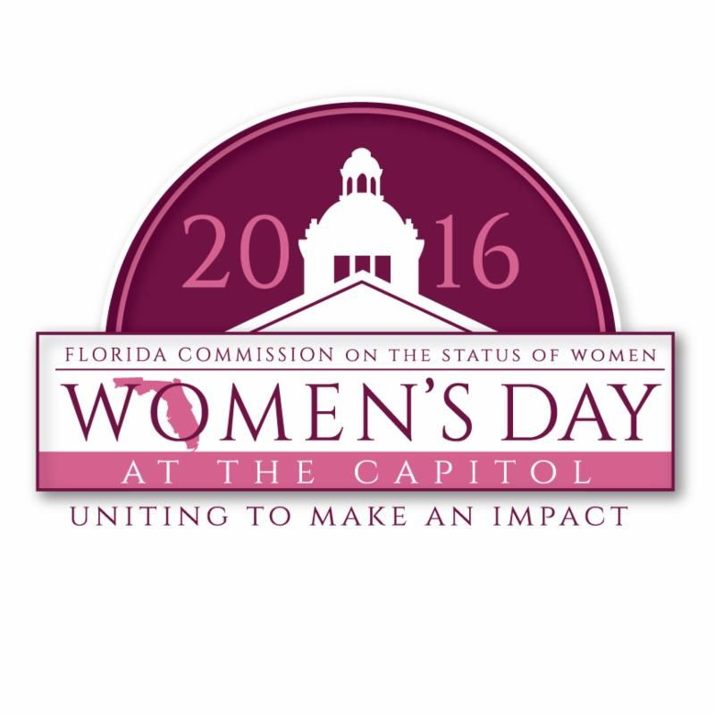 2016 Women's Day at the Capitol: Uniting to Make an Impact