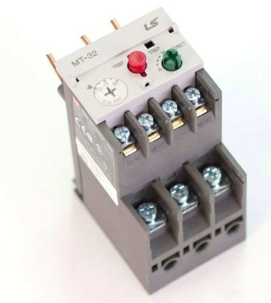 LS MT32/2H MT type Thermal Overload Relay Trip Class 10A