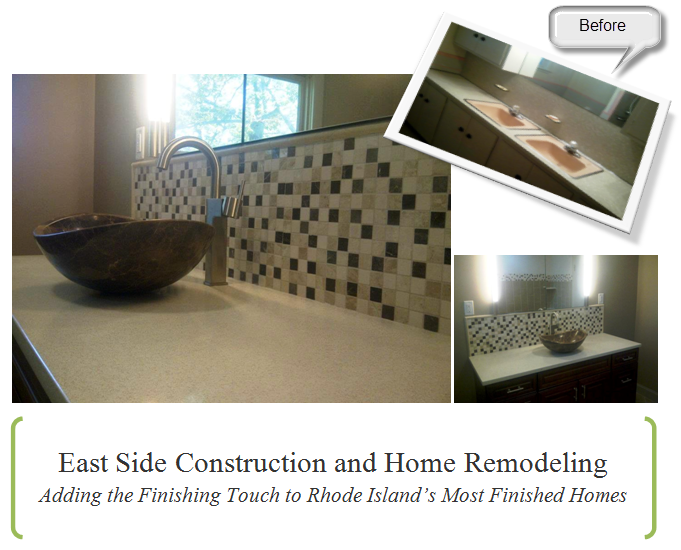 Providence RhodeIsland East Side Small Bathroom Renovation - Bathroom remodeling providence ri