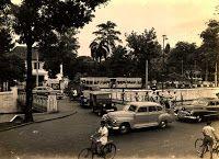 Foto Jakarta Tempo Dulu Gajah Mada 1950 Indonesia Belanda Sejarah