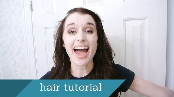 Big Curls with a Flat Iron | Hair Tutorial #flatironwaves