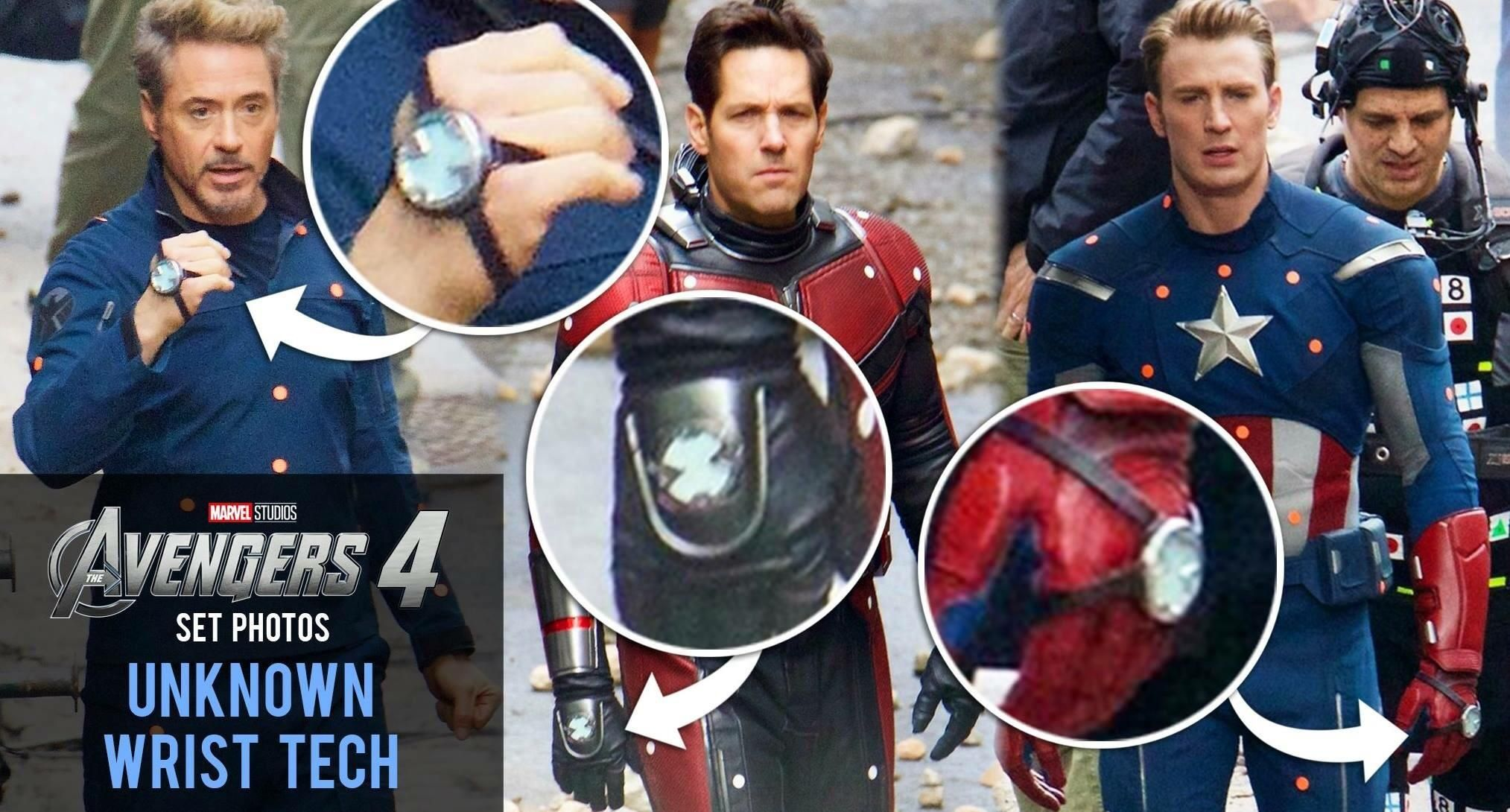 must see avengers: endgame on set pictures, theories, cast #ironman