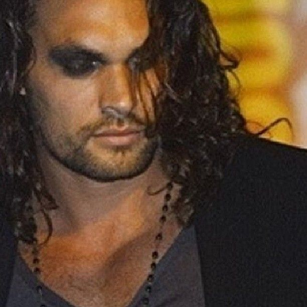 Jason Momoa Heritage: Looking All The Crowe Here...