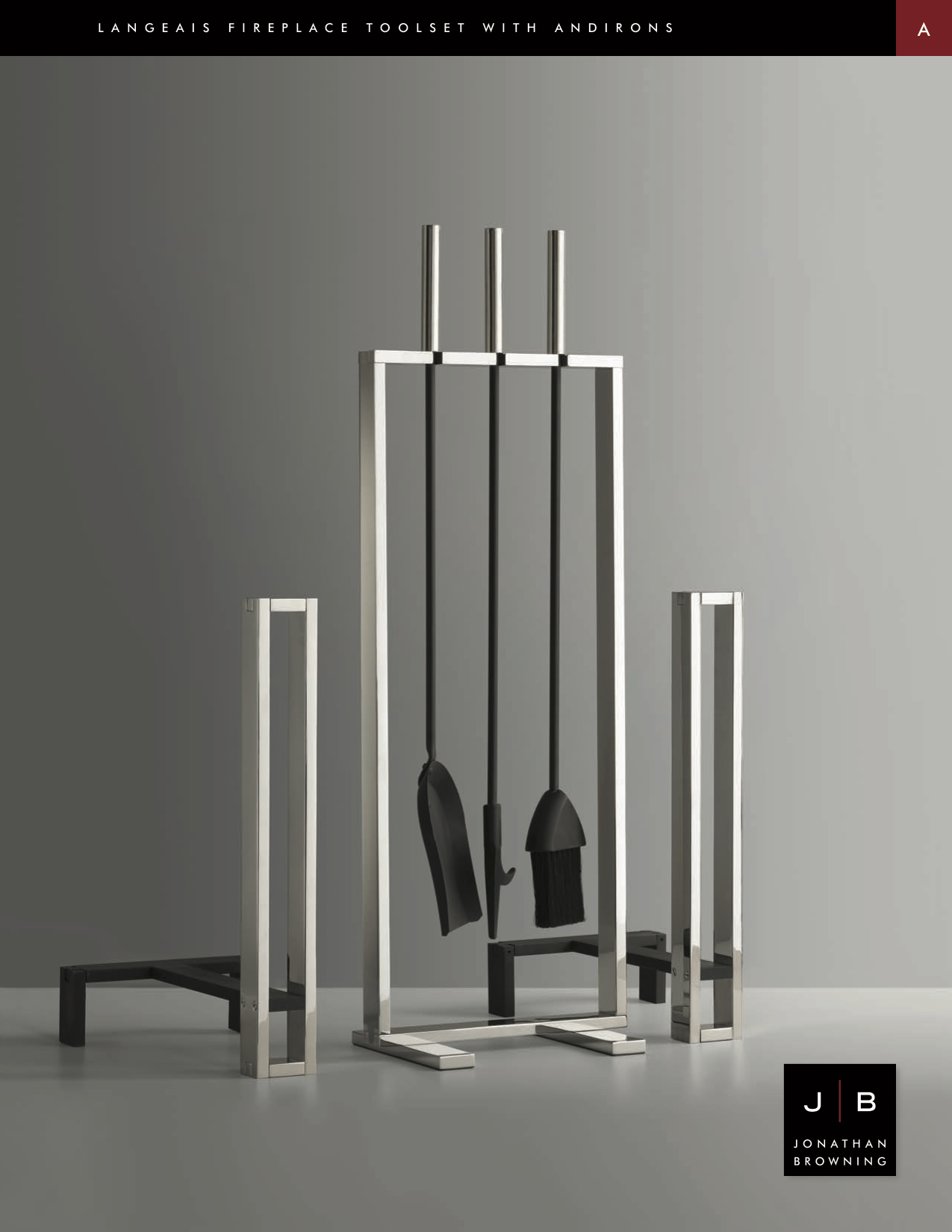 langeais fireplace tools with andirons super cool fireplace rh pinterest com